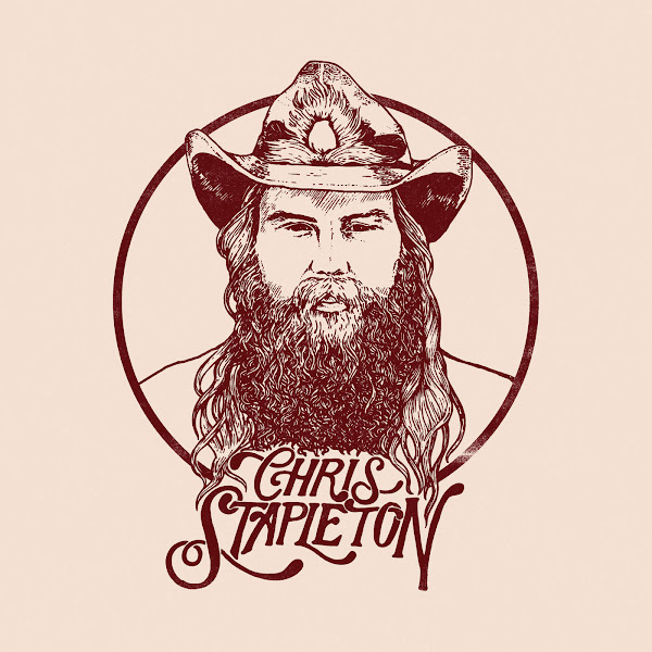 Chris Stapleton - From A Room: Volume 1 Cover