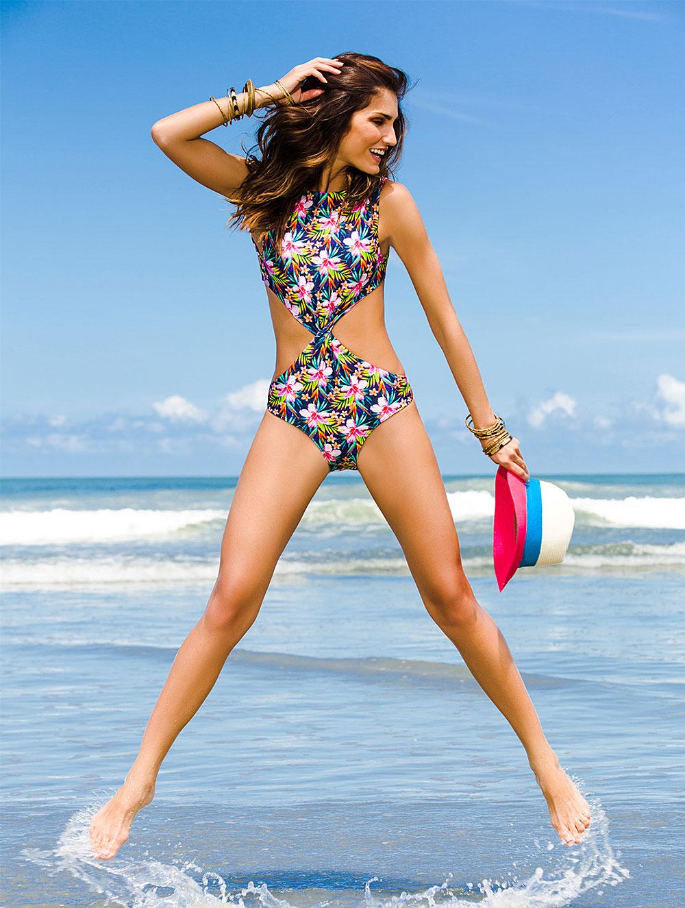 Fiz marca de bikini pra levar pau - 2 4