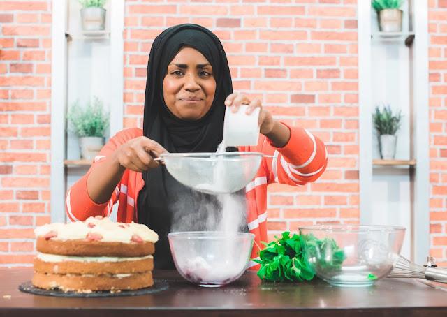 Nadiya S British Food Adventure Subtitles English