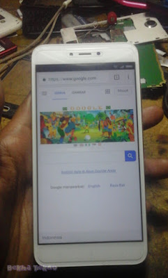 Tutorial Cara Bypass FRP Akun Google Xiaomi Redmi 6A MIUI 9 Android 8.1 (Oreo)
