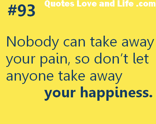 Past Relationship Quotes: Quotes About Pain