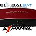 GlobalSat GS-600 Atualização V2.586 - 20/09/2017
