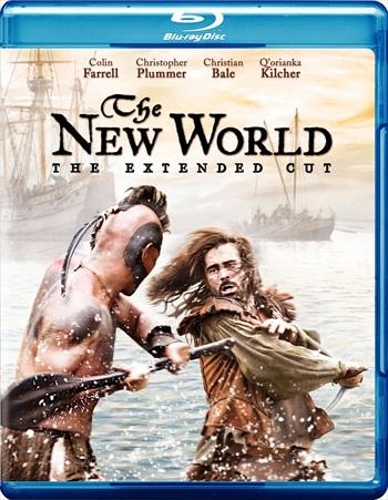 The New World 2005 Dual Audio Hindi 480p BRRip 400mb