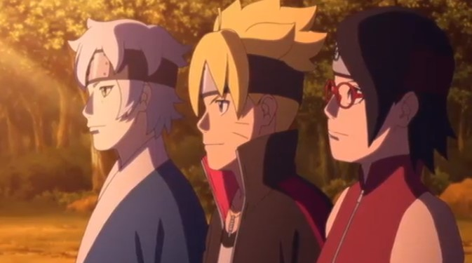 Boruto Naruto Next Generations – Episódio 38