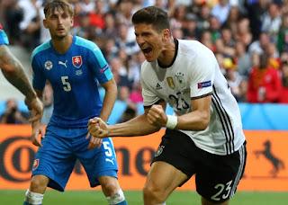 O próximo adversário dos alemães sairá do duelo entre Itália e Espanha 1a6aae592f78d