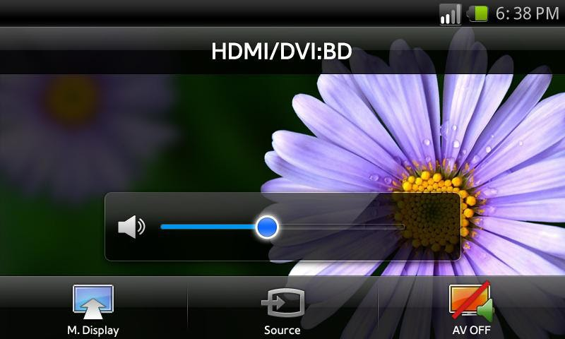 Samsung Tv Android App