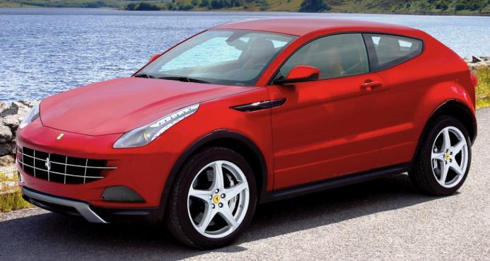 Ferrari suv price