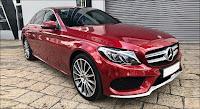 Mercedes C300 AMG 2018 đã qua sử dụng màu Đỏ