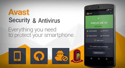 تطبيق-Avast-Antivirus-للأندرويد