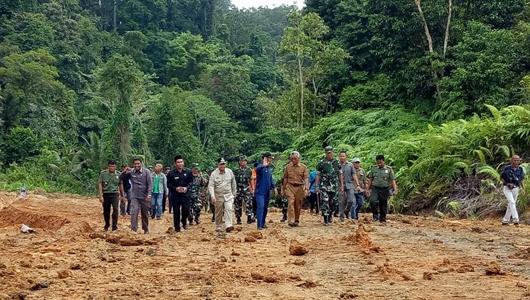 Wagub Sumbar Buka TMMD ke 104 di Kepulauan Mentawai
