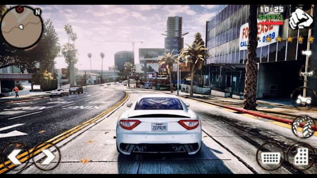 BAIXAR GTA V LITE 408MB MOD PACK GTA SA LITE ANDROID