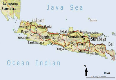 Java Indonesian Heartland – The Garden of The East | Sweet Travel Indonesia