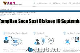 Sscn.bkn.go.id Tidak bisa di Akses, Kurang Persiapan?