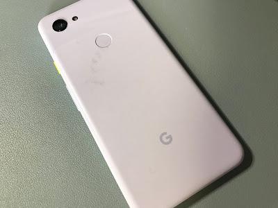 pixel3aヨゴレ取りイメージ2