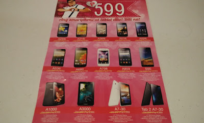 Get A Lenovo Smartphone or Tablet For Only Php599