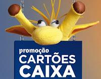 Promoção Giraffas e Cartões Caixa