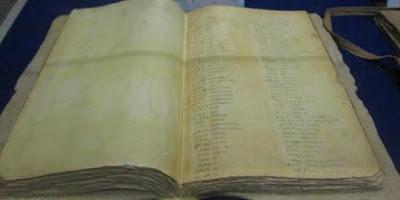 Buku Kode C Buku Sandi Pertama di Indonesia