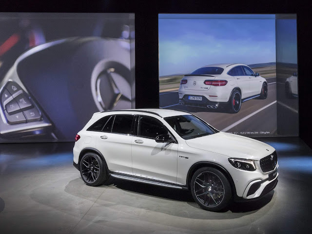 Mercedes-AMG GLC 63 4MATIC