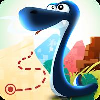 trage Snake Game Puzzle Solving Apk