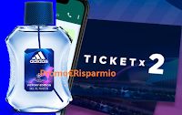 Logo '' Esulta con Adidas'' e vinci i biglietti finale e semifinale Uefa Champions League