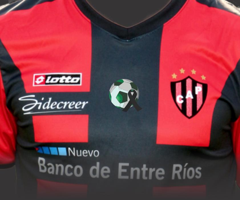 Patronato homenageará a Chapecoense em sua camisa - Show de Camisas 66cc42170ab15