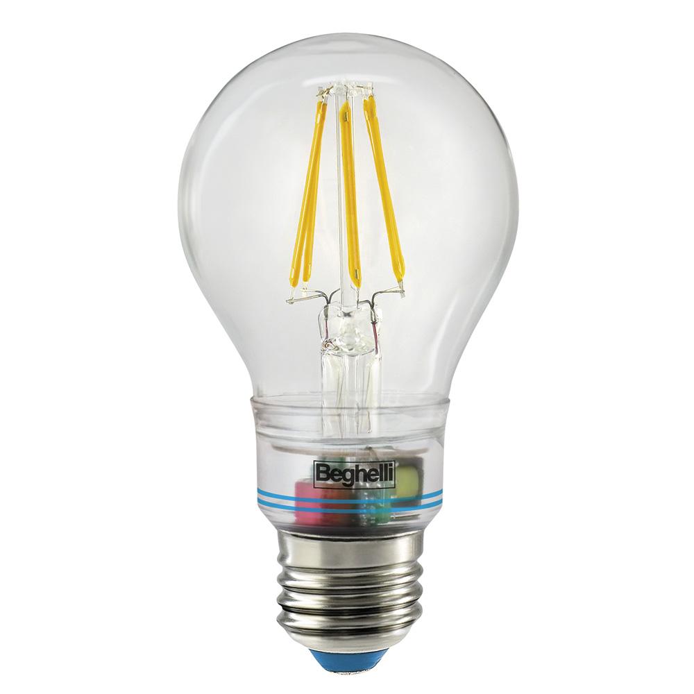 Come funziona lampadine led beghelli sorpresa anche senza for Lampadine led particolari