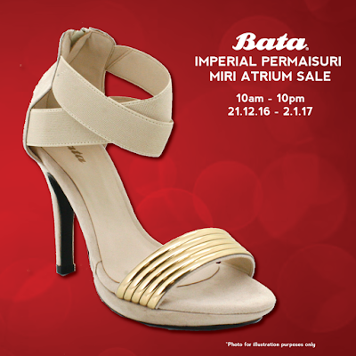 Bata Malaysia Shoe Fair Permaisuri Imperial City Mall