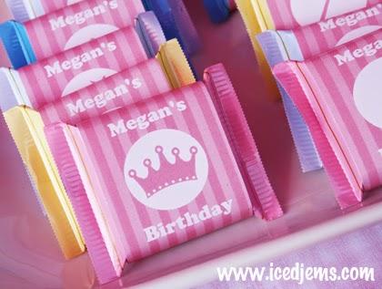 Lindo Mini Kit de Princesas para Imprimir Gratis.