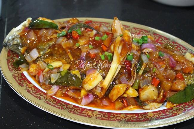Resepi Ikan Bawal Masak Tomato Resep Bunda Erita