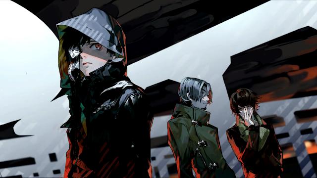 Download Tokyo Ghoul BD All Episode 1-12 Subtitle Indonesia [Batch]