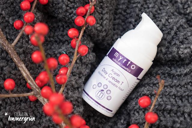 Myrto Naturcosmetics Bio Argan Day Cream T - Gesichtscreme bei trockener & reifer Haut