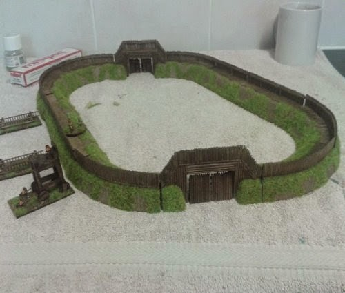 Timber/Earth Fortifications picture 1