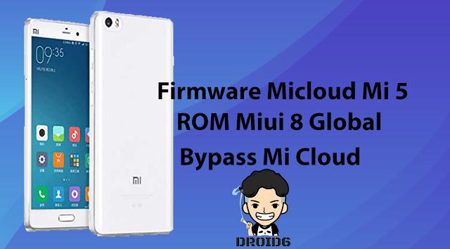 Remove Mi Cloud Xiaomi Mi 5 (Free) Gemini