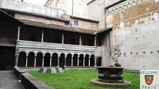 Chiostro - Duomo - Prato