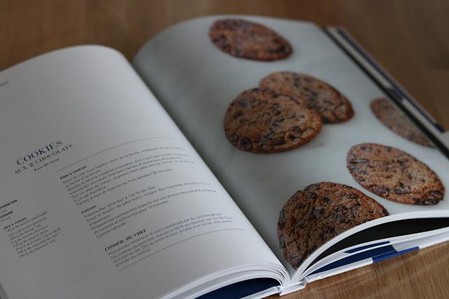 La pâtisserie- Cookies 2 chocolats