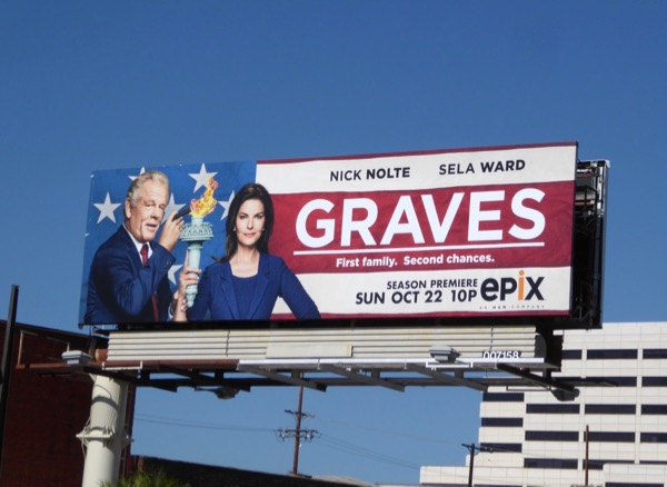 Graves season 2 billboard
