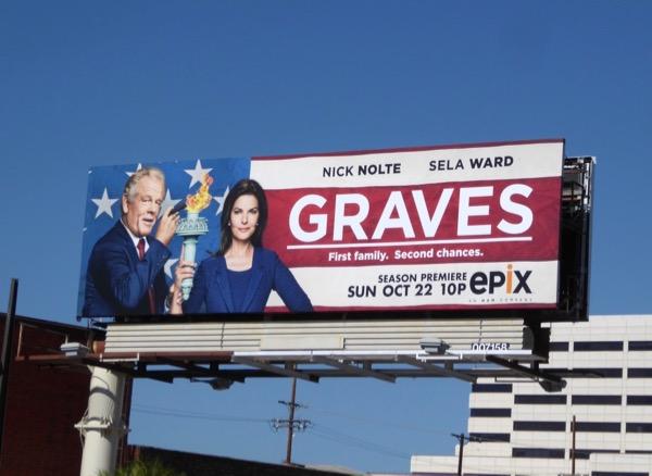 Graves season 2 billboard
