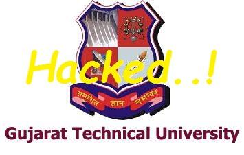 How I hacked GTU's Website - Admin Panel hack - Exams site