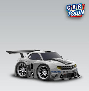 Chevrolet Camaro Circuit Racer 2010 - Racing by Bruno