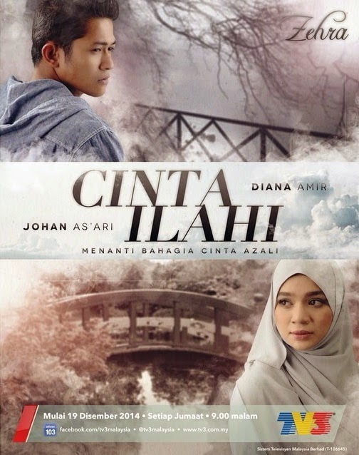 Tonton Cinta Illahi TV3 Full Episode