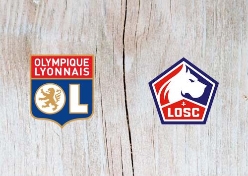 Lyon vs Lille - Highlights 5 May 2019
