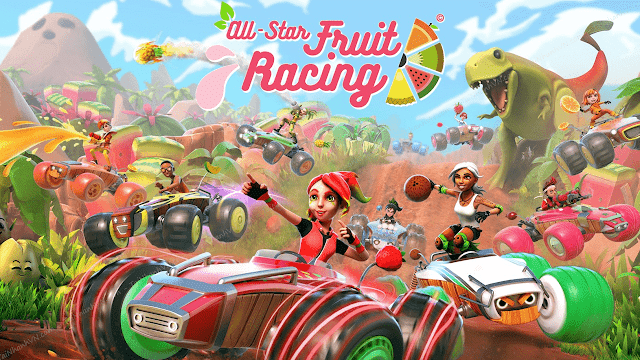 Tải Game All-Star Fruit Racing (All-Star Fruit Racing Free Download Game)
