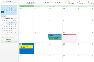 VBA: Rellenar Citas del Calendario de Outlook desde Excel