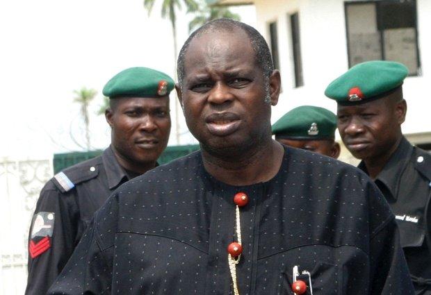 Alamieyeseigha killed dubai
