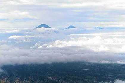Mendaki Gunung Merbabu Via Grenden