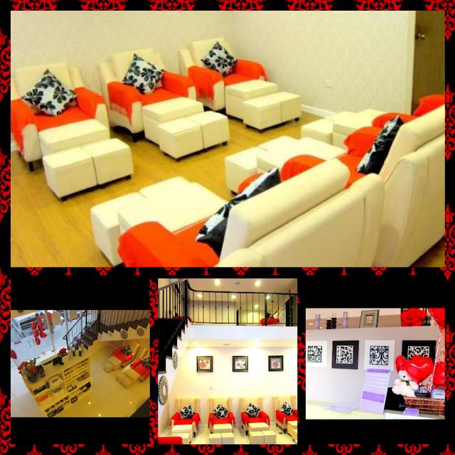 Sissy's Nail Art & Spa In Molito Alabang