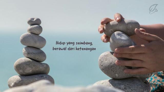 Hidup seimbang