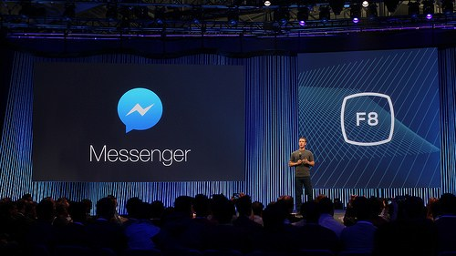 Facebook Messenger new updates