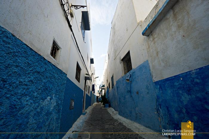 Rabat Three Day Itinerary Kasbah of the Oudayas