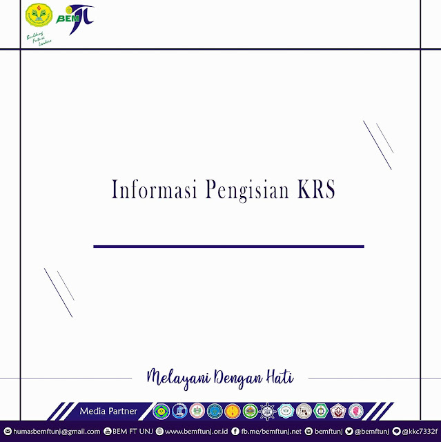 PENGISIAN KRS SEMESTER 107